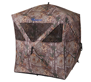 Ground Blind Shoot Through Mesh