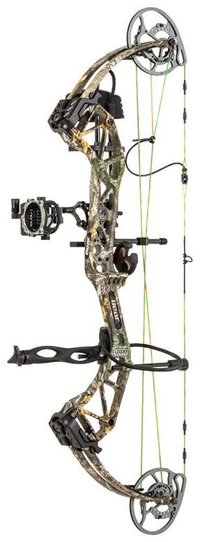 Bear Paradox HC RTH 2020 Hunting Compound Bow image