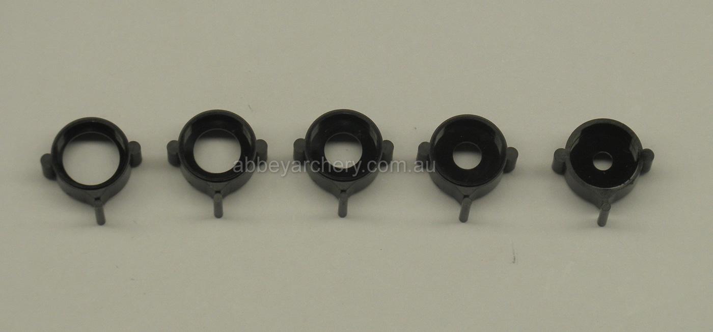 Beiter black Frame Insert kit for 12mm Sight Tunnel