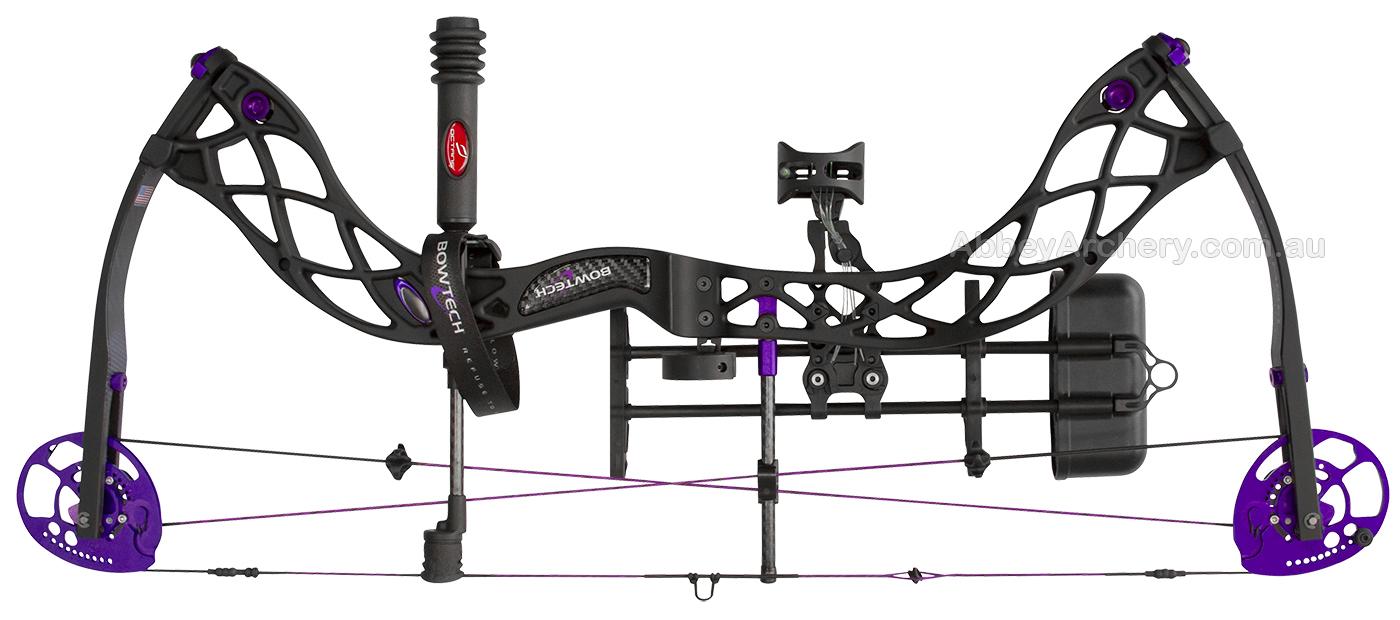 bowtech carbon rose rak package