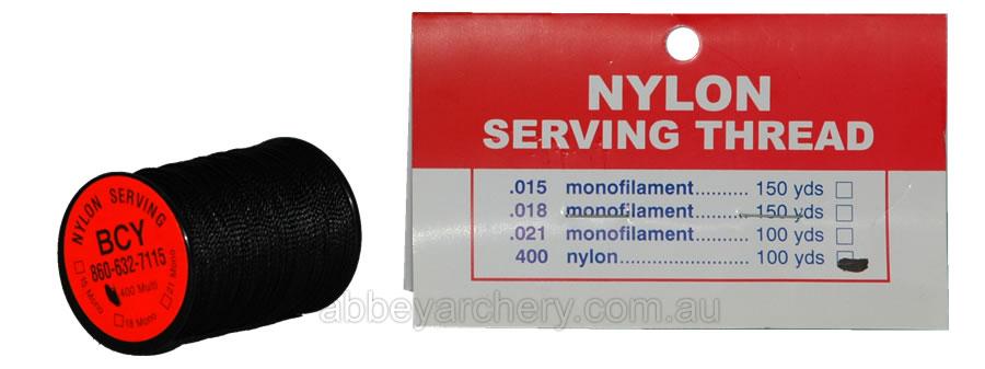 BCY 400 Nylon Serving