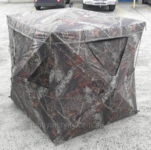 Ameristep Care Taker Ground Blind Realtree Xtra