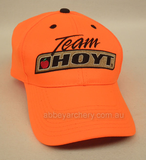340b61161f7 Team Hoyt blaze orange cap image