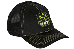 Hoyt Outfitter Soft Touch Green cap image 86c9bec51f1