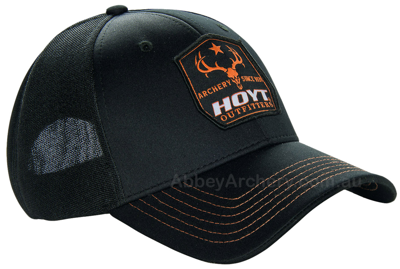 Hoyt Outfitter Cap Soft Touch Orange large.jpg 0a99cdfd149