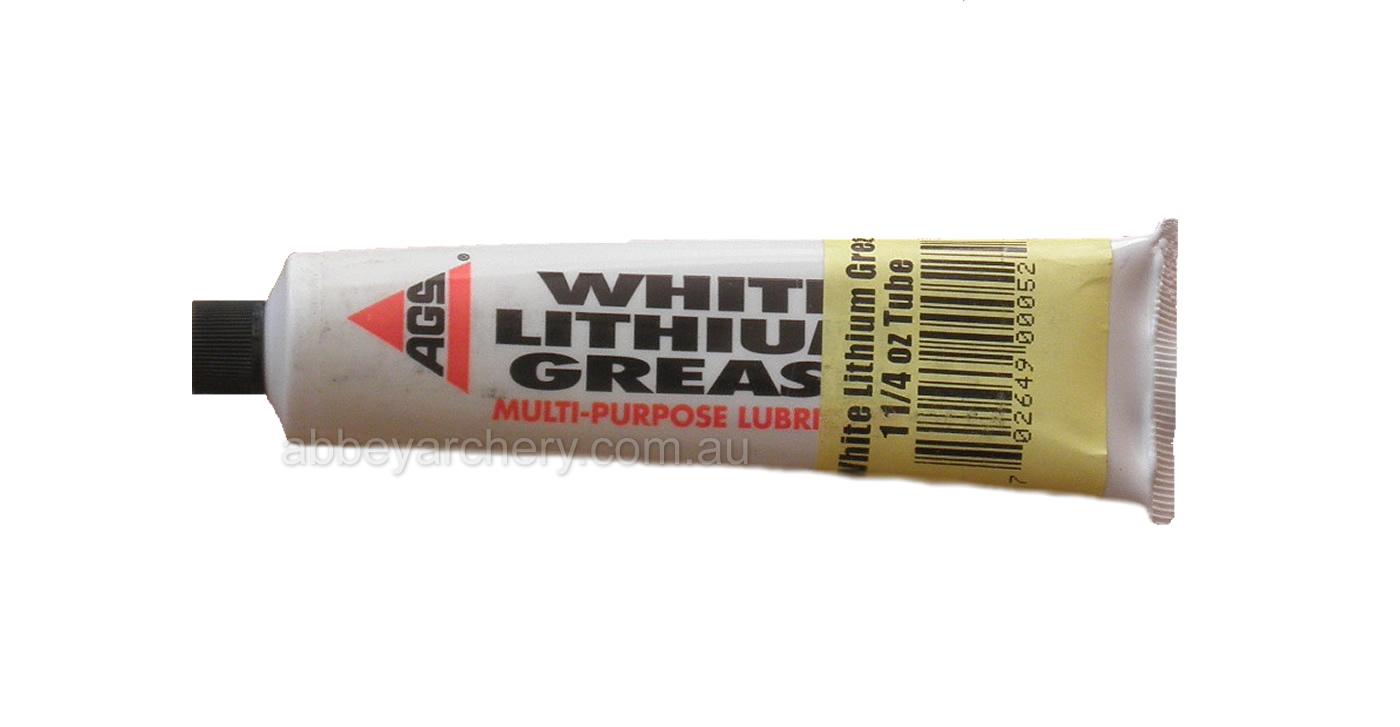Lith Ease White Lithium Grease 1 25 Oz Tube