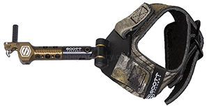 SCOTT TALON RELEASE FREEDOM BUCKLE STRAP - CAMO