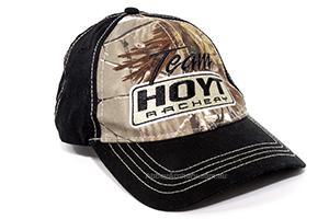 32dd032382d Team Hoyt Black with camo front cap image